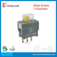 Washable Sub-Miniature Slide Switches