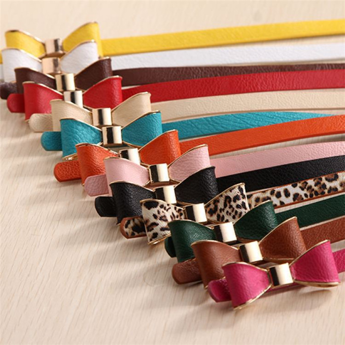 Stylish leather wide belt for lady fashion women waist belt wholesale