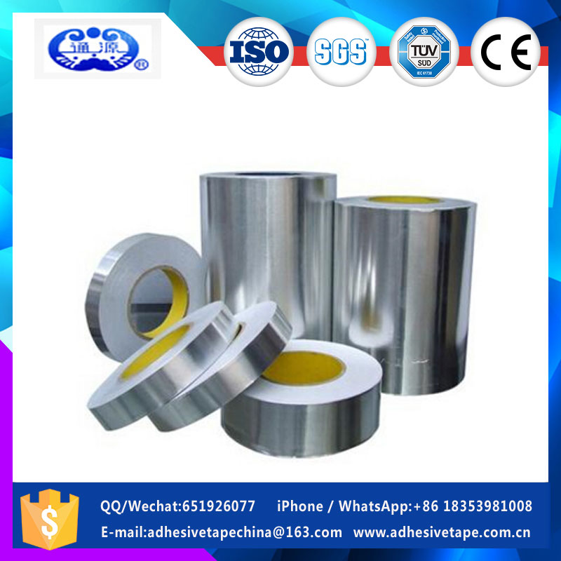 Multifunctional aluminum cold insulation wholesales strong adhesive tape for metal