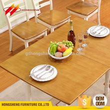 china furniture manufacturers ready to assemble wood dining table designs
