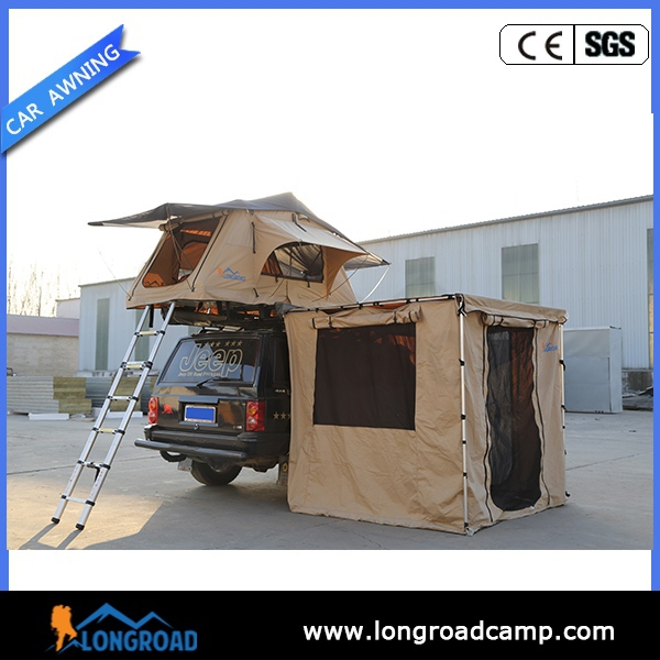 New choice micro fiber sleeping roof tent