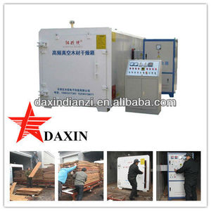 Alibaba Express High Frequency Vacuum Dry Wood Machine
