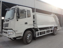 china garbage compactor truck special used for garbage collection and transportation