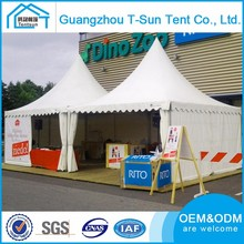 Large aluminum 5x5 combined pagoda marquee tents for events