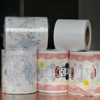 Breathable Pe Film Raw Material For