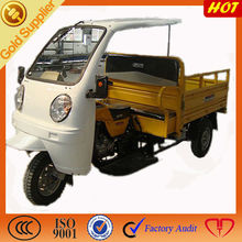 Chongqing 200cc semi-cabin 3 wheel tricycle motorcycle on sale