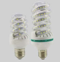 cheap price energy saving wholesale led bulb light half full spiral 2U3U4U CFL