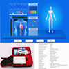 2016 Latest Original 45 reports Professional body quantum resonance magnetic analyzer