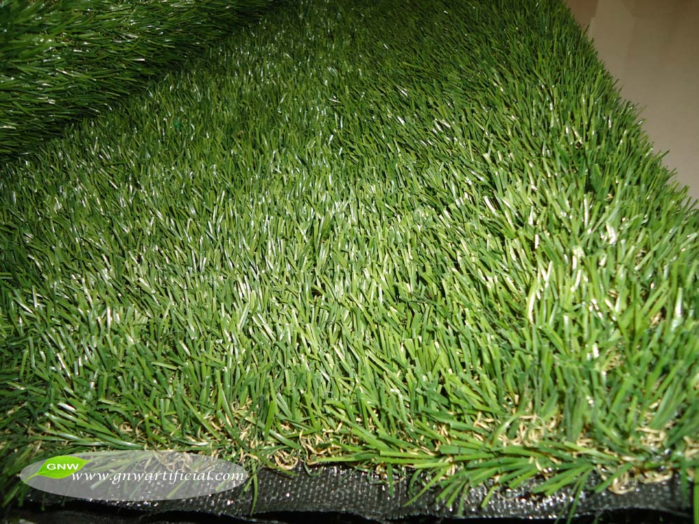 Gnw gra010 1 artificial turf grass new products for yard for Artificial grass decoration