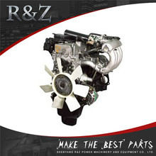 Low emission high performance 4 stroke bicycle engine for Toyota 3RZ