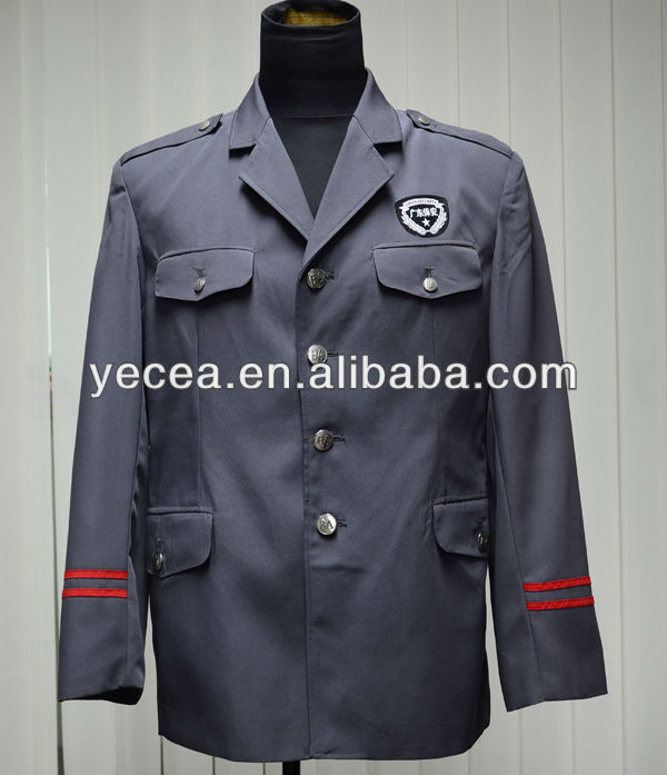 Wholesale uniform for security guard