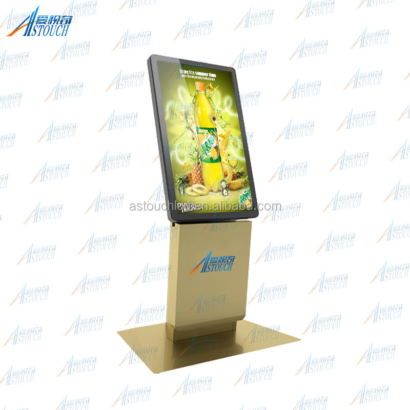 touch screen information kiosk 42 inch android display