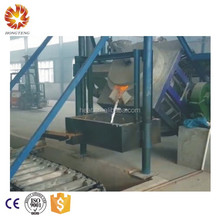 CE and ISO Approval 1000KG Smelter Equipment Aluminum Metal Melting Machine for Sale