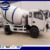 China supplier 3 m3 self loading concrete mixer truck