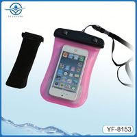 Hot selling for iphone 5s arm band waterproof case