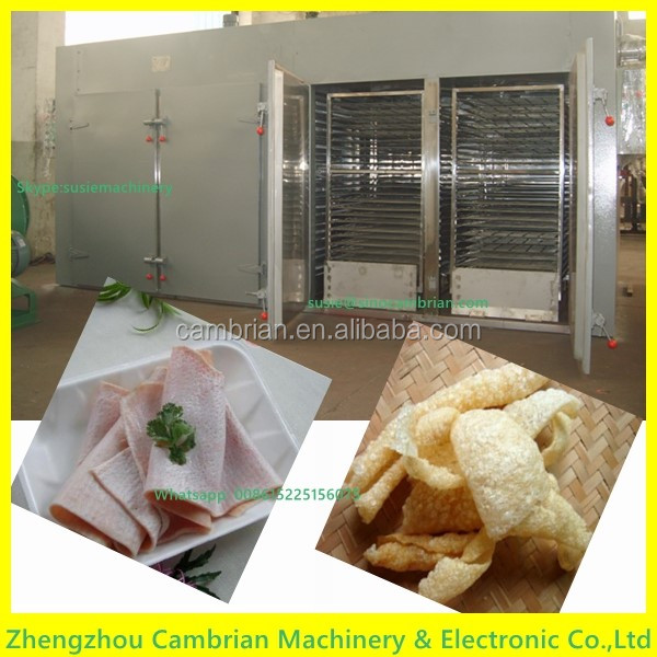 High efficienty stainless steel industrial pigskin leather microwave dryer for sale