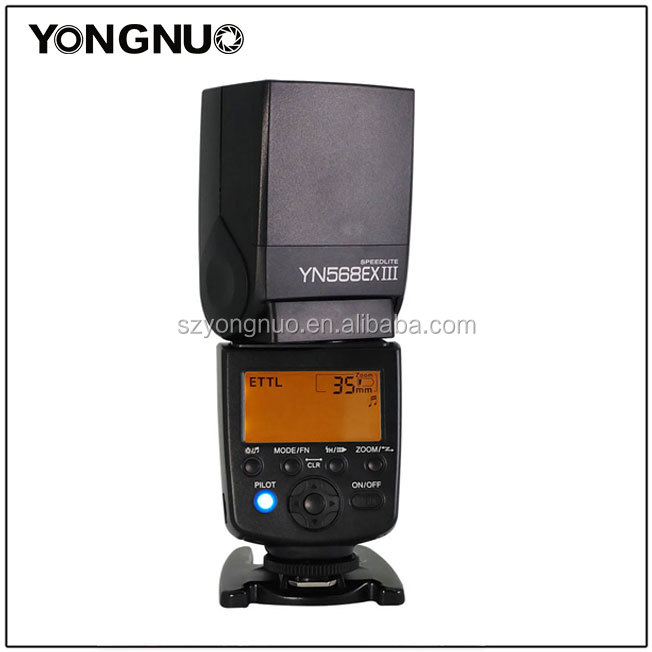 YONGNUO TTL Camera Speedlite Flash YN568EX III C