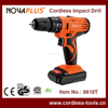 NP8618T 10mm 3/8' Power Tools 18V Cordless Electric Impact Driver Drill with 1300mAh/1500mAh Lithium Battery