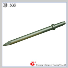 High quality Moil point Chisel/narrow Chisel and wide Chisel for hydraulic breaker