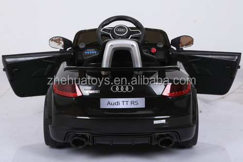 Audi ride on car licensed Audi kids car ride on toy car Audi TT RS for 2017