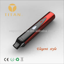 Portable Smokeless Dry Herb Pipe , Titan-1,2014 latest Vaporizer, best seller in USA