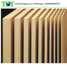 Lower price ASH VENEER MDF BOARD to Iran and Egypt market