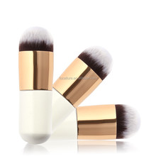 Flat Liquid Foundation Makeup <strong>Brushes</strong> Blush Buffer Powder Beauty BB Cream Kabuki Contour <strong>Brush</strong>