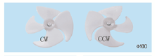 Plastic Axial Fan Blade for Shade Pole Motor