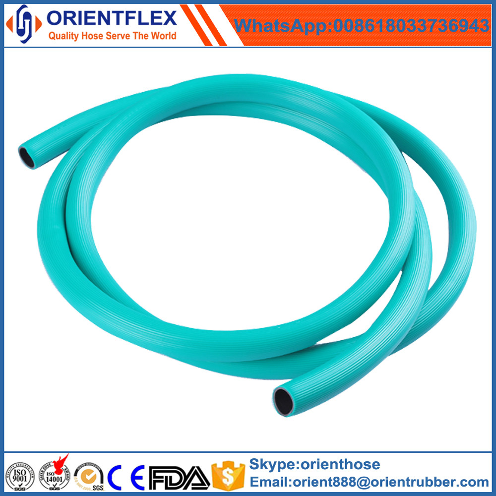 "1/2"" 100M flexible elastic gas cooker hose with connector"
