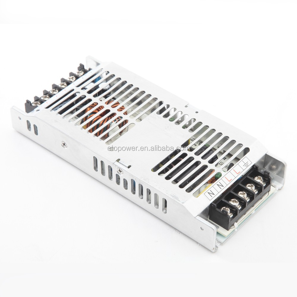 Hps U201s24l 200w Dc Regulated Power Supply 24v 12v 5v