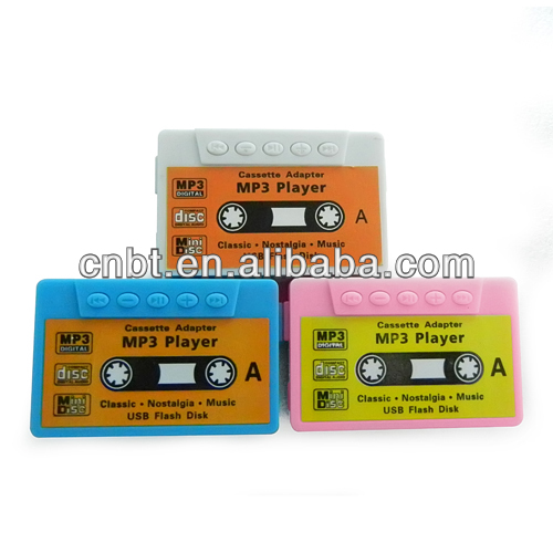 mini cassette mp3 multimedia player manual