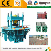 DY-150T hydraulic manual cement brick paving laying machine for sale