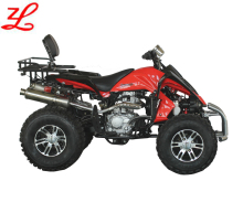 Race vehicle aluminum alloy wheels EEC Quad ATV with 300CC