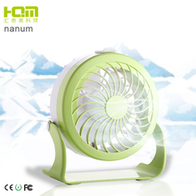 Wholesale li-ion battery rechargeable personal handheld mini portable spray cooling fan