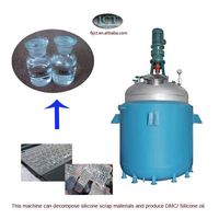 machine for Pyrolysising crafts molding silicone rubber