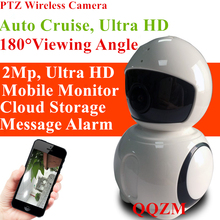 Hot Selling Home Security Wifi IP Camera 1280x1080P Pixels and 180 Degrees Viewing Angle without any Rotation