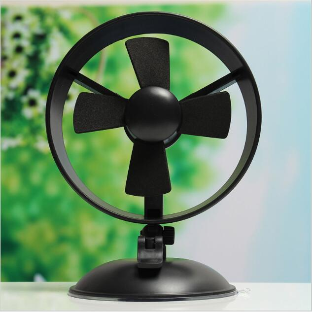 New Flexible With Sucker USB Desk Mini Fan