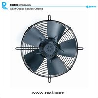 Unique design newly axial flow fan for motor