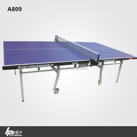 Double-folding Ping Pong Table For Sale
