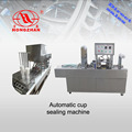 milk Semi-automat cup sealing machine
