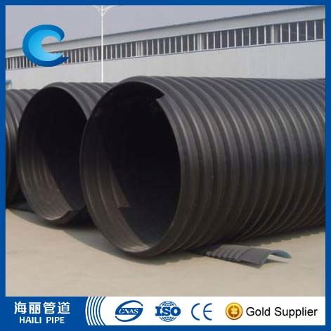 high strength steel wire reinforced pe pipe