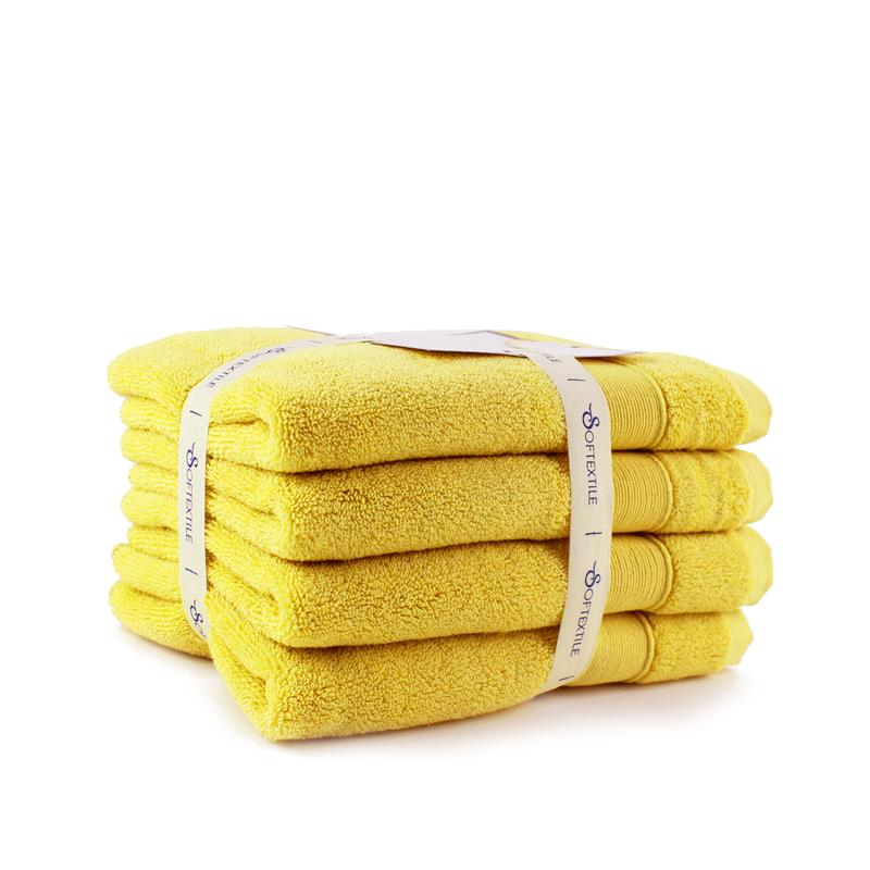 Premium quality and design manufacturers 100%cotton face towels