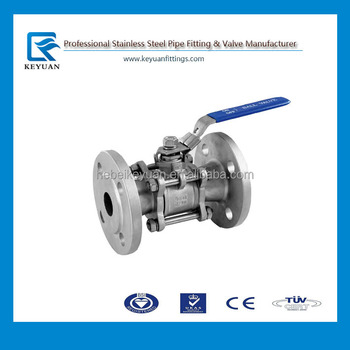 Stainless Steel Ball Valve Flange ball valve thread ball valve DN100