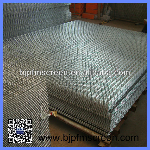 China manufacturer welded mesh made of stainless steel welded wire
