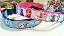 2014 Best Selling Dog Collar Frozen Series Dog Collar