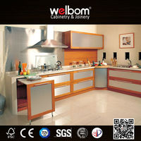 Top Manufacturer CDA Kitchen Aluminium Pantry