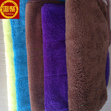 High absorption microfiber kitchen cleaning towel microfibre kitchen cloth set