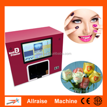 Digital flower painting machine