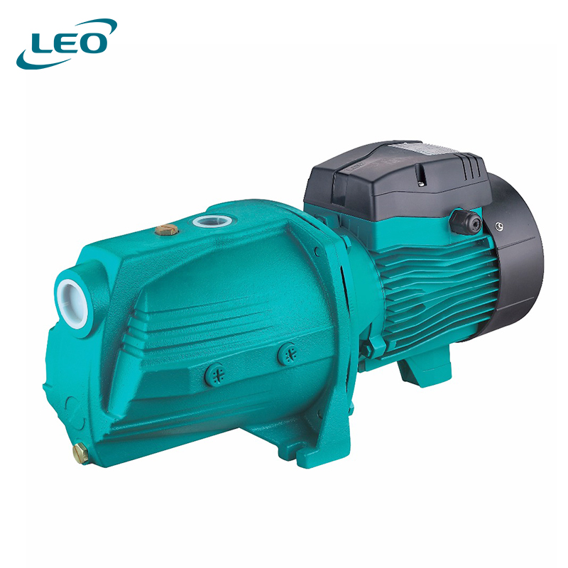 LEO High Pressure Self-priming Cast Iron Jet Water Pump