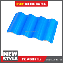 no chemical reaction european synthetic roof tile